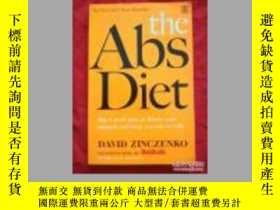 二手書博民逛書店The罕見Abs Diet: Eat Right Every T