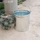 儲水桶大水桶家用儲水用大號儲水桶戶外小水桶裝加厚圓形手提桶裝打水桶YJT 快速出貨