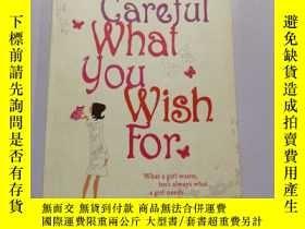 二手書博民逛書店Be罕見Careful What You Wish ForY19