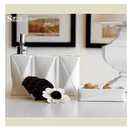 陶瓷衛浴四件套-MW9214