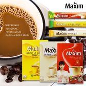 韓國 MAXIM 三合一咖啡 100包入【櫻桃飾品】【29159】