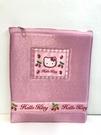 【震撼精品百貨】Hello Kitty 凱蒂貓~Hello Kitty 凱蒂貓化妝包-袋子草莓