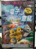挖寶二手片-Y29-047-正版DVD-動畫【電子倉鼠奇幻大冒險 】-特別收錄兩首歡樂的電子倉鼠MV