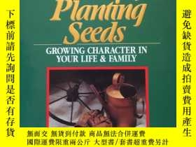 二手書博民逛書店英文原版:Pulling罕見Weeds Planting See