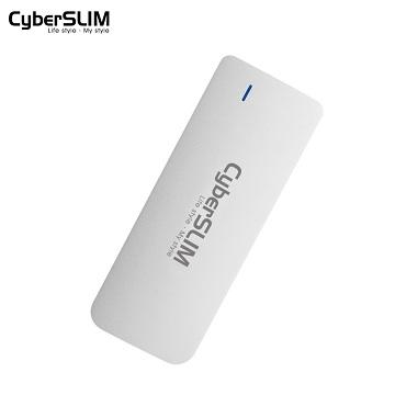 CyberSLIM 外接硬碟 SSD  500G  行動固態硬碟 USB3.1(Type-C)  M2