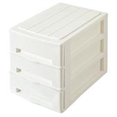 3層收納盒 全白 NITORI宜得利家居