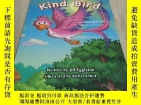 二手書博民逛書店Kind罕見BirdY283241 Written by jill Eggleton 看圖