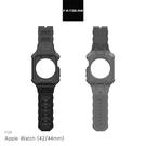 【愛瘋潮】FAT BEAR Apple Watch (42/44mm) 通用一體式防摔錶帶
