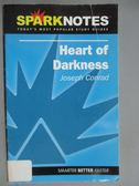 【書寶二手書T8/原文書_GJG】Sparknotes Heart of Darkness_Joseph Conrad,