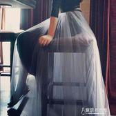 春秋網紗半身裙長裙a字裙蓬蓬裙高腰大擺裙子夏季中長款 東京衣秀