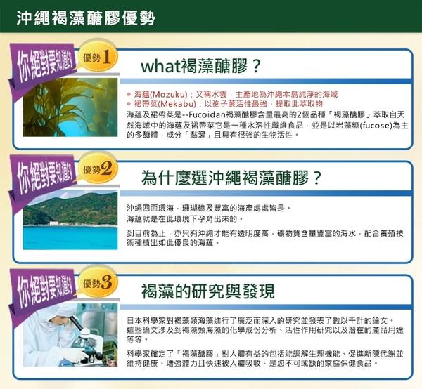 草本之家日本原裝沖繩褐藻醣膠液500mlx1瓶(褐藻糖膠)