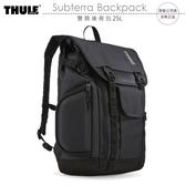 《飛翔無線3C》THULE Subterra Backpack 雙肩後背包 25L│公司貨│都會電腦包 出遊生活包