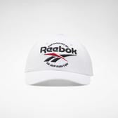 REEBOK CL GRAPHICS CAP棒球帽 ED1310 白