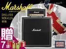 【小麥老師 樂器館】買1送7 免運 Marshall DSL15H+MX412A 電吉他音箱 一年保固 [DSL-15H]