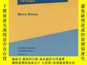 二手書博民逛書店Representations罕見Of Finite And Compact GroupsY364682 Ba