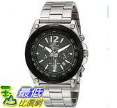 [美國直購] 手錶 Casio Mens EFR-545SBDB-1BVCF Edifice Tough Solar Stainless Steel Watch