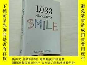 二手書博民逛書店1,033罕見Reasons to SmileY23625 El