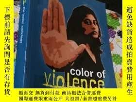 二手書博民逛書店Color罕見of Violence The INCITE! A