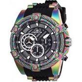 【INVICTA】新一代極致繩索「限量變色龍」腕錶 52mm-直播