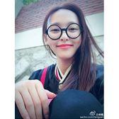 現貨-阿拉蕾哈利波特圓框可愛眼鏡框時尚裝飾眼鏡架潮流百搭平光鏡裝飾鏡熱賣萌親子款活動表