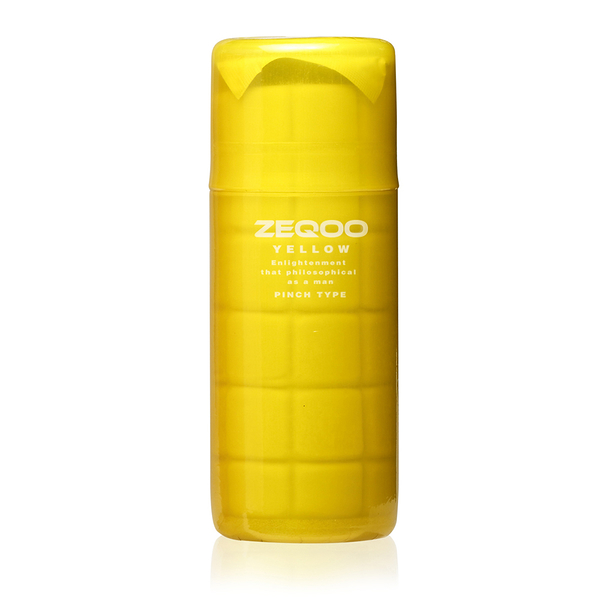 傳說情趣~ 日本SSI JAPAN ZEQOO YELLOW黃色超快感飛機杯Pinch Type緊緻包覆
