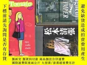 二手書博民逛書店英語故事書罕見Sally Tomato   Jean Ure (