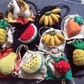 兒童包開學菠蘿包兒童萌寶寶可愛卡通立體胡蘿卜草莓後背背包幼兒園書包 【四月特賣】