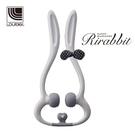 Lourdes兔子造型手持震動肩頸按摩器(白色)3400wh