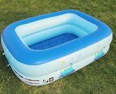 聖誕元旦鉅惠 嬰兒充氣游泳池家用兒童加厚超大號