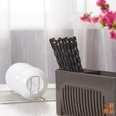 優一居 筷子套裝 合金筷 10雙裝 防滑 耐高溫 長筷