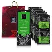 APIVITA 艾蜜塔 蘆薈高效保濕面膜(8mlX12)盒裝