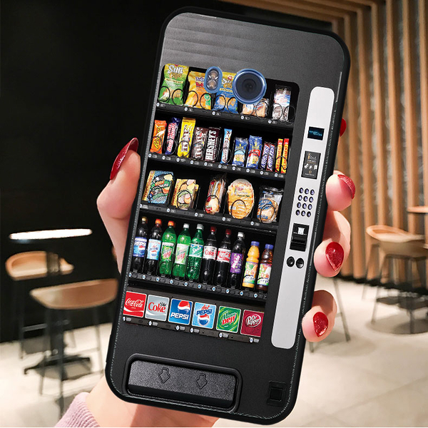 [U11 硬殼] HTC u11 U-3u u3u 手機殼 外殼 自動販賣機