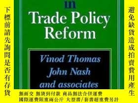 二手書博民逛書店Best罕見Practices In Trade Policy Reform (a World Bank Publ