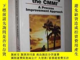 二手書博民逛書店英文原版罕見Interpreting the CMMI (R)