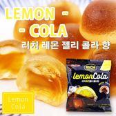 韓國 EURO 檸檬可樂軟糖 24g【櫻桃飾品】【28936】