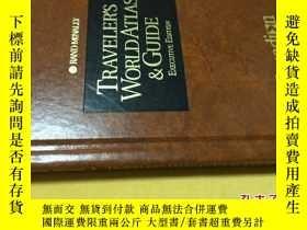 二手書博民逛書店Traveler s罕見World Atlas & GuideY7215 Rand Mcnally Rand