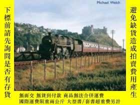 二手書博民逛書店Steam罕見in the Welsh Landscape-威爾士風景中的蒸汽Y414958 出版202