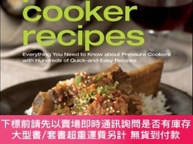 二手書博民逛書店Miss罕見Vickie s Big Book of Pressure Cooker Recipes[壓力煲菜譜手