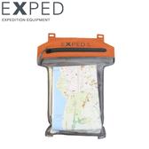 【Exped 瑞士 ZipSeal 5.5 可觸控防水袋】20101343/手機防水袋/防水夾鏈袋