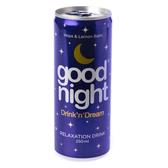 奧地利晚安水 GOOD NIGHT Drink'n Dream 250ml
