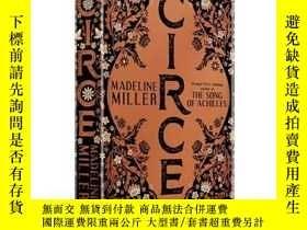 二手書博民逛書店喀耳刻罕見英文原版科幻小說Circe Madeline Mill