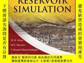 二手書博民逛書店Advanced罕見Petroleum Reservoir Simulation: Towards Develop