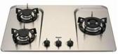 宗霖 林內檯面式瓦斯爐三口瓦斯爐RB 300SH 不銹鋼瓦斯爐三口爐可申請節能產品補助1000