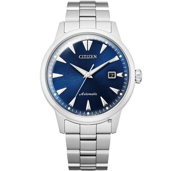 CITIZEN 星辰 限量黑潮復古版 機械錶-41mm NK0008-85L