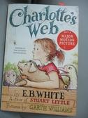 【書寶二手書T2/原文小說_IEC】Charlotte s Web_E. B. WHITE