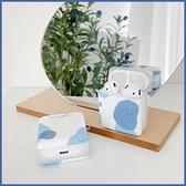 蘋果 Airpods 1代 2代 保護套 水藍系列 AirPods 保護套 藍牙耳機盒 全包無線耳機殼