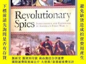 二手書博民逛書店Revolutionary罕見Spies: Intelligen