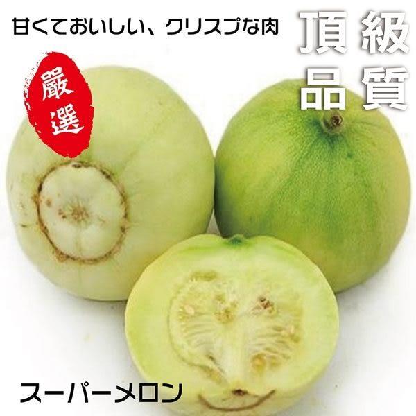 【果之蔬-全省免運】網室香甜蜜蜜美濃瓜X8顆禮盒(約250g±10%/顆)