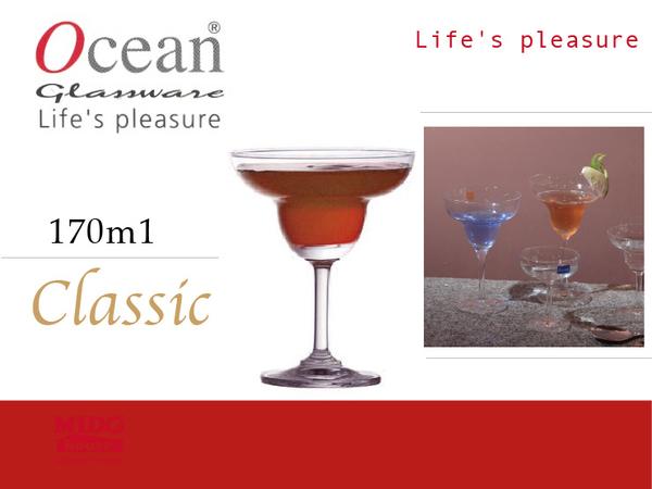 Ocean BM07 Classic 標準瑪格麗塔杯 -170ml《Mstore》