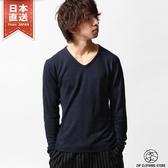 V領毛衣針織衫 L-LL